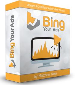 Bing dina annonser