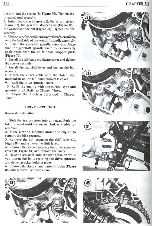Download Free 1978 Honda Xl125 Service Manual