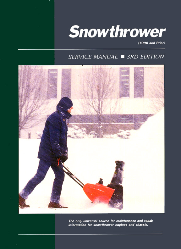 Ultra Murray Snowblower Manual