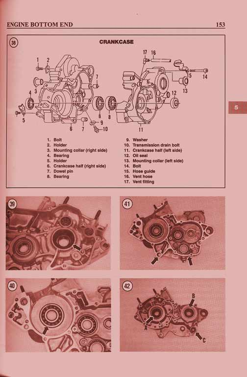 Contents contributed and discussions participated by nelson oldham repair manuals yamaha yz 125 fandeluxe Image collections
