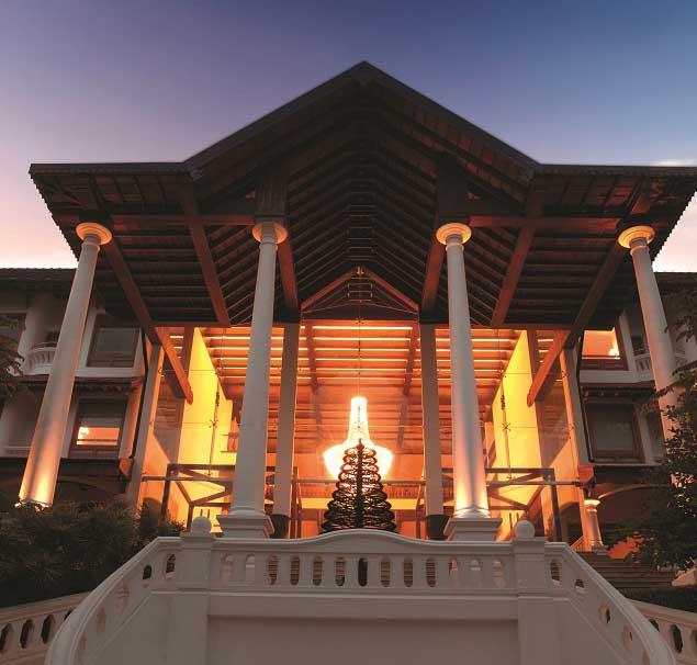 The Raviz Resort & Spa Ashtamudi