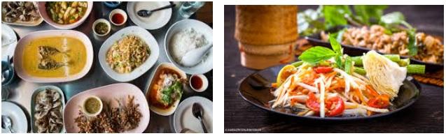 Bangkok, Thailand food