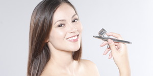Connect with the Airbrush for beauty  group