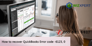 Connect with the QuickBooks Error 6123,0  group