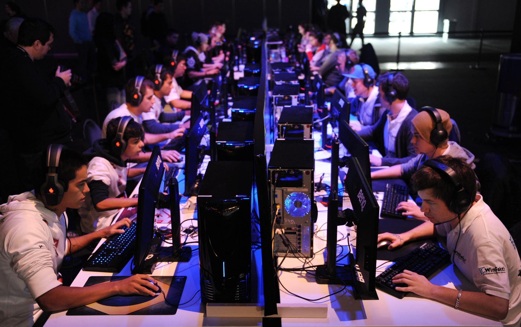 Cebit-gaming