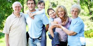 Connect with the Family Matters group