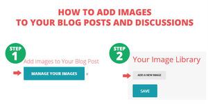 read about Tutorial: How to Add Images to Blog Posts and Discussions