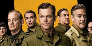 "read about Movie Review: ""The Monuments Men"""