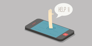 read about Texting Trauma