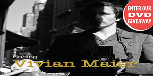 "read about DVD Review: ""Finding Vivian Maier"" + DVD Giveaway"