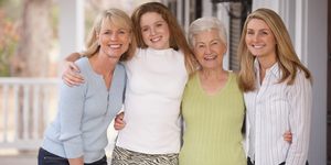 read about 5 Ways of Loving Life Passed Down Through 4 Generations
