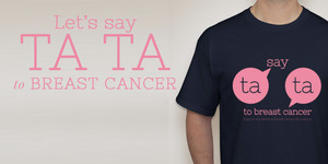 read about Ready to Say Ta Ta to Breast Cancer?
