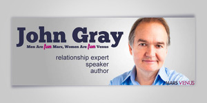 read about Lunch With Mars/Venus' John Gray