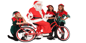 "read about 5 Reasons Electric Bikes are the ""It"" Gift for Boomers"