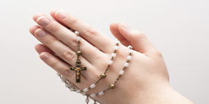 read about The Treasure of the Rosary