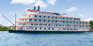read about The River and Small Ship Cruise Market Heats Up In the US!