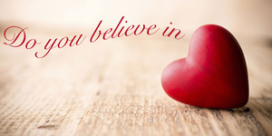 The Power of Belief When Looking for Love
