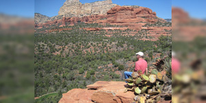 read about Artichokes, red rocks and risk