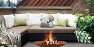 Read Make Your Backyard More Than Just Inviting With an Outdoor Firepit