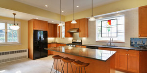 read about Things to Consider When Buying Granite Countertops
