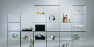 read about Top Five Glass Shelves
