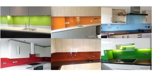 read about What Type Of Glass is Used For Splashbacks?