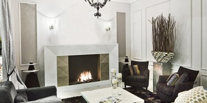 read about Stylishly Contemporary Fireplaces For The Modern Homes