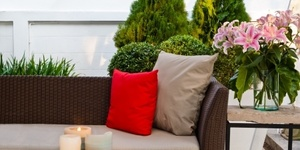read about Enhancing The Outdoors With Rattan Garden Furniture