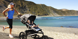 read about The Hidden Truth of Jogging strollers