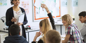 read about WHY COMMON CORE IS COLLABORATIVE