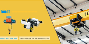 read about 6 Things to Consider When Buying Overhead Crane Hoist