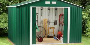 read about 5 Reasons Why Building Your Own Garden Shed is Better