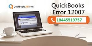 read about What is QuickBooks payroll error 12007 means?