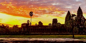 read about Cambodia: An Iconic Adventure Journey. What To See, Angkor Wat And Awe