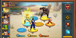 read about Each character has their own unique skills and powers in DBZ online