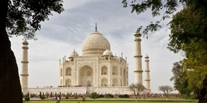 read about Explore the Alluring Beauty of the Taj Mahal with Same Day Agra Tour