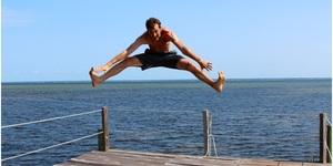 read about Needak Rebounder: an Australian Alternative to Running!