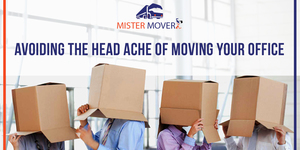 read about How to Avoid Headaches of Office moving