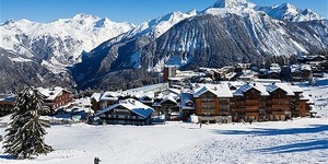 read about Vacationing and skiing in the most prestigious ground for skiers