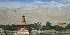 read about Upper Mustang Trekking