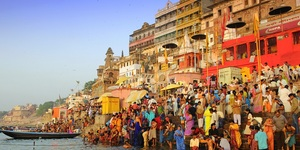 read about Experience the oldest city on Earth: Varanasi