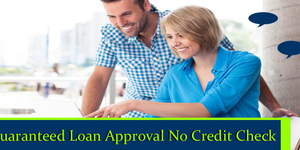 read about Ways to Find Guaranteed Loan Approval with No Credit Check