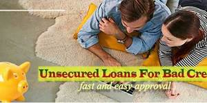 read about What you need to know about unsecured loans for bad credit