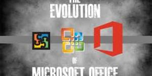 read about The evolution of Microsoft Office