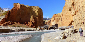 read about Mustang Trekking in Nepal