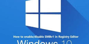 read about How to enable and disable SMBv1, SMBv2, and SMBv3 in Windows and Windo