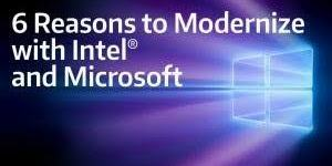 read about  6 Reasons to Modernize with Intel® and Microsoft
