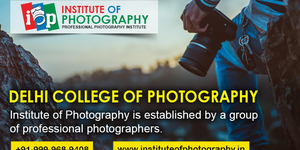 read about The Bespoke Results Offered by Delhi College of Photography