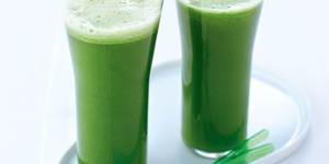 read about The Parsley Cleansing Juice