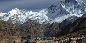 read about Inspiring Annapurna Sanctuary Trek
